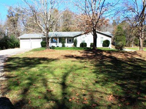 Large Home 120 Acres Reynolds : Ellington : Reynolds County : Missouri