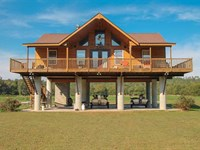 River Home For Sale in Ripley Coun : Doniphan : Ripley County : Missouri