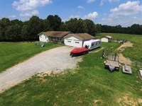 Home on 16 Acres For Sale in Riple : Oxly : Ripley County : Missouri