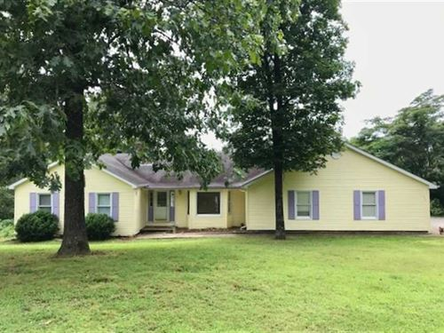 Home on 2.91 Acres For Sale in But : Poplar Bluff : Butler County : Missouri
