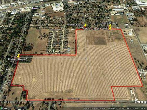 100 Acres For Sale in Scott County : Sikeston : Scott County : Missouri