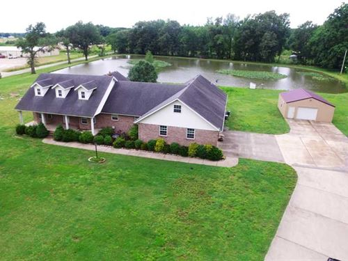 Home For Sale on 5 Acres in Butler : 354 Cr 556 : Butler County : Missouri