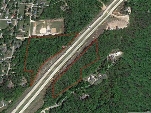 Highway Frontage For Sale in Van : Van Buren : Carter County : Missouri