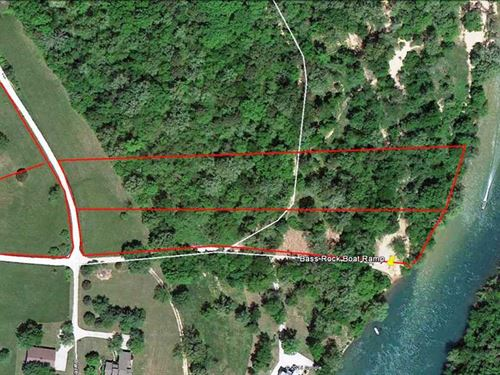 Waterfront Property For Sale on Cu : Van Buren : Carter County : Missouri