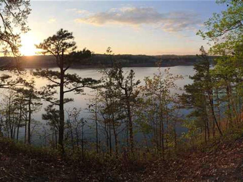 35 Acres Overlooking Clearwater La : Piedmont : Reynolds County : Missouri