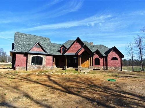 Newly Constructed Custom Home For : Ellsinore : Carter County : Missouri