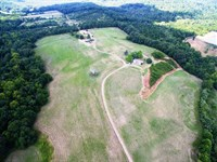 984 Acres With Home And Outbuildin : Piedmont : Iron County : Missouri