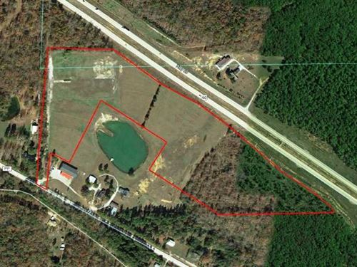 30 Acres For Sale in Butler County : Poplar Bluff : Butler County : Missouri