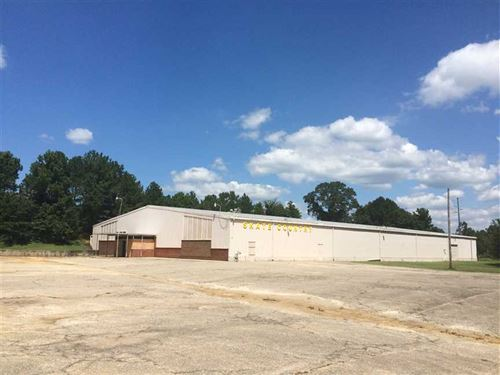 Commercial Building For Sale on Ol : Anniston : Calhoun County : Alabama
