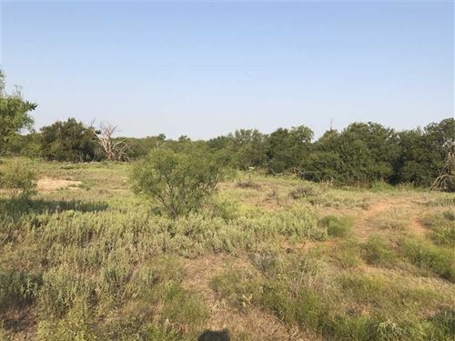 Exceptional 161 Acre Hunting Tract : Megargel : Archer County : Texas