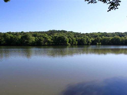 400 Acres on Catawba River : Catawba : North Carolina