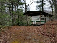 2.69 Acres Off of Walsh Road in Pu : Purlear : Wilkes County : North Carolina