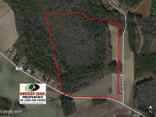 Under Contract, Land For Sale in : Whiteville : Columbus County : North Carolina