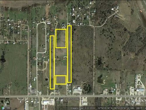 Great Development Opportunity in : West Tawakoni : Hunt County : Texas