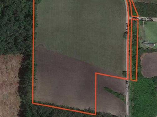 Under Contract, 12.36 Acres of La : Bowman : Orangeburg County : South Carolina