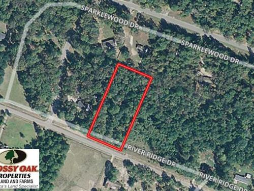 2 Acre Lot For Sale in Orangeburg : Orangeburg : South Carolina
