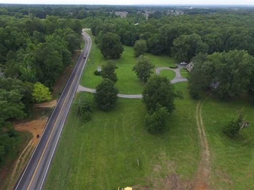 Great Commercial Property, Zoned : Pike Road : Montgomery County : Alabama