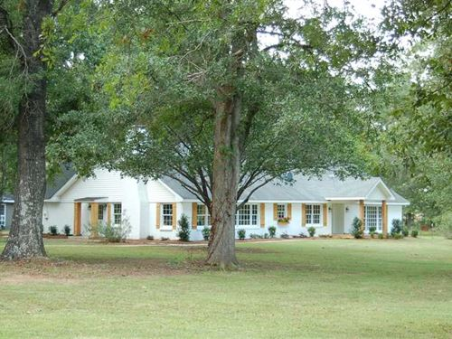 Rare Property in a Great Location : Pike Road : Montgomery County : Alabama