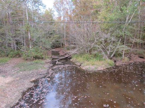 This 305 Acre Tract Has in Attala : McCool : Attala County : Mississippi