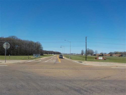 6.0 Acre Commercial Site At The So : Yazoo City : Yazoo County : Mississippi