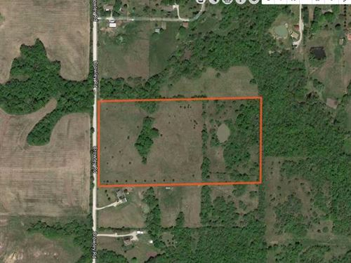 20 M/L Acres Home Site / Farmland : Rayville : Ray County : Missouri