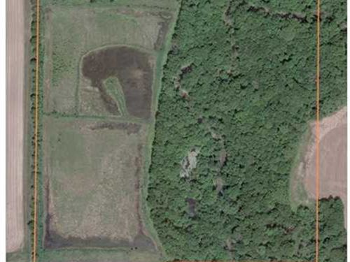 40 Acres Hunters Dream 20 Acres : Brookfield : Chariton County : Missouri