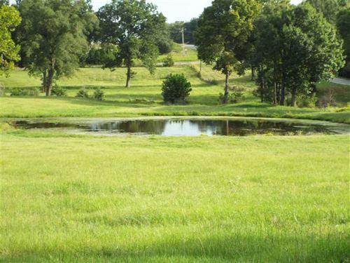 Mini Cattle Ranch Located in Bryan : Bennington : Bryan County : Oklahoma