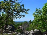 Recreational And Timber Investment : Wilburton : Latimer County : Oklahoma