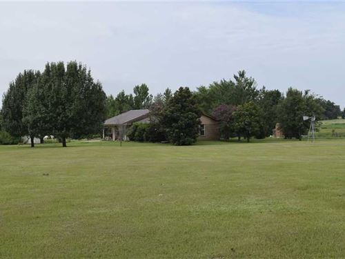 Peace-Full Country Living South of : Sawyer : Choctaw County : Oklahoma