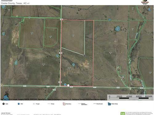 Alexander Farm 100 Acre Cooke Co : Era : Cooke County : Texas