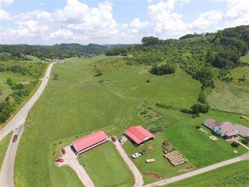 Davidson Rd - 89 Acres - Meigs Cou : Rutland : Meigs County : Ohio