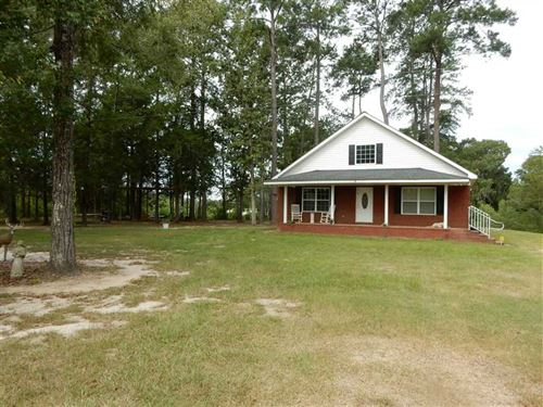Lake Front Home With Boat Ramp : Reidsville : Tattnall County : Georgia