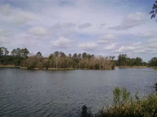 2.5 Acres Lakefront Land in Cha : Folkston : Charlton County : Georgia