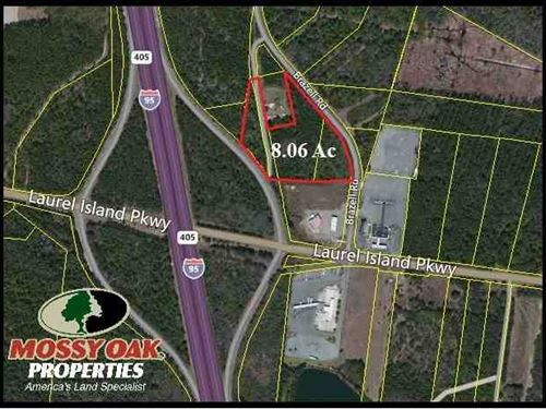 Commercial Land For Sale in Camden : Kingsland : Camden County : Georgia
