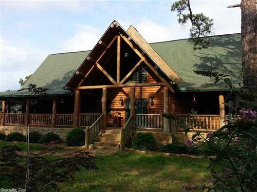Price Reduced Beautiful Home on : Leslie : Van Buren County : Arkansas