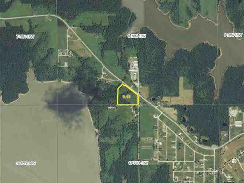 8.45 Acres, M/L, Hunting Land : Moravia : Appanoose County : Iowa