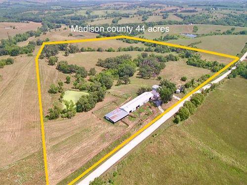 44 Acres in Madison County, Iowa : Prole : Madison County : Iowa
