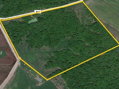 58 Acres Decatur County Rental : Grand River : Decatur County : Iowa