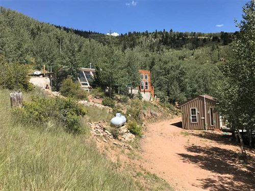 The Gold Camp : Victor : Teller County : Colorado