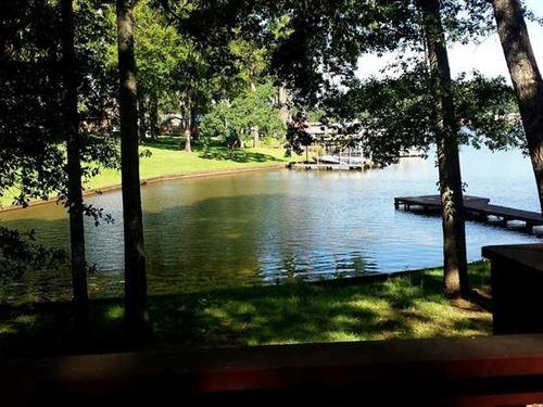Waterfront 2Br/1Bth Brick & Cedar : Jacksonville : Cherokee County : Texas