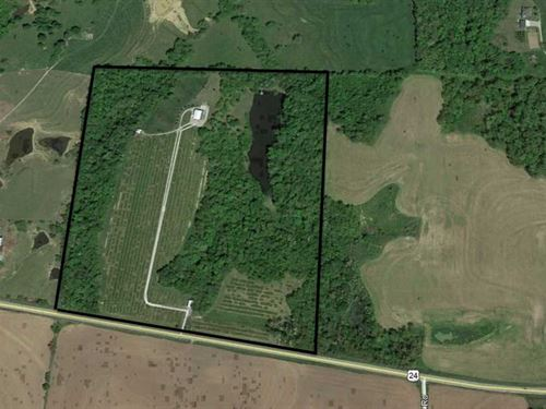 54 M/L Recreational Acres Wit : Waverly : Lafayette County : Missouri