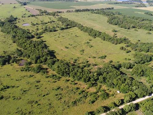Price Reduced, 40 Acres Of Super : Carbondale : Osage County : Kansas