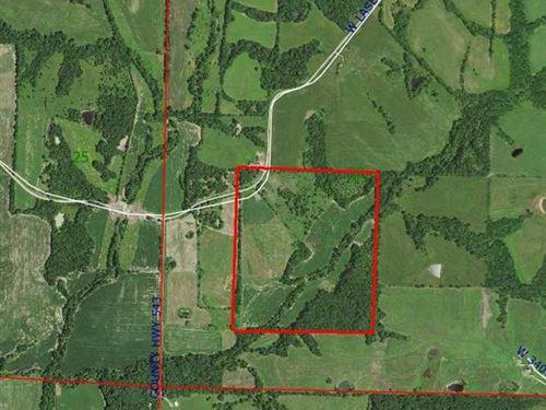 Prime Hunting And Recreational Lan : New Hampton : Harrison County : Missouri