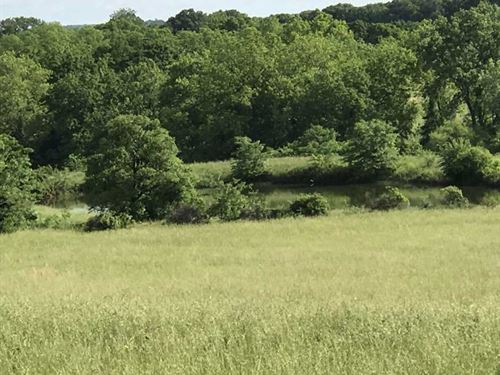 Awesome 95 Acre Hunting Property : Butler : Bates County : Missouri