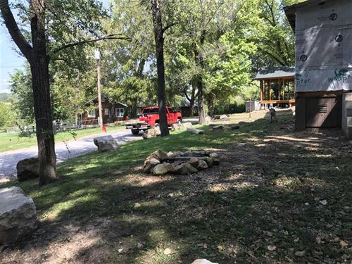 Lake Cabin : Warsaw : Benton County : Missouri