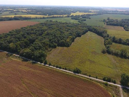 Reduced, A Great 60 Acre Hunting : Trenton : Grundy County : Missouri