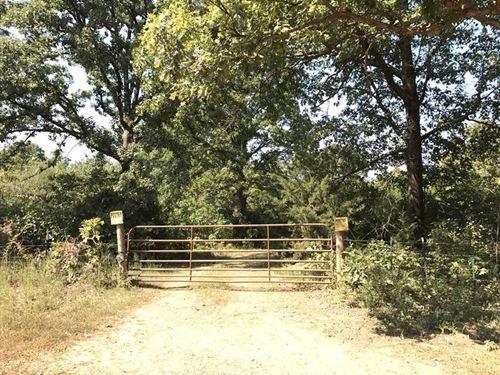 30 Acres Close to Truman Lake Osce : Osceola : Saint Clair County : Missouri