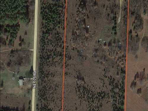 Nice 15 Acre Tract Close to Osceol : Osceola : Saint Clair County : Missouri