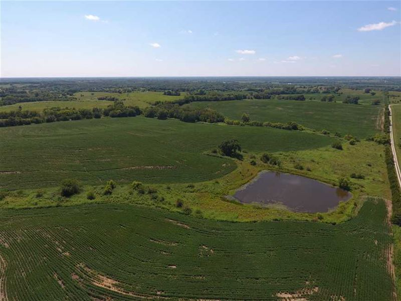 Update 79 Acres in Linn County Mis : Browning : Linn County : Missouri
