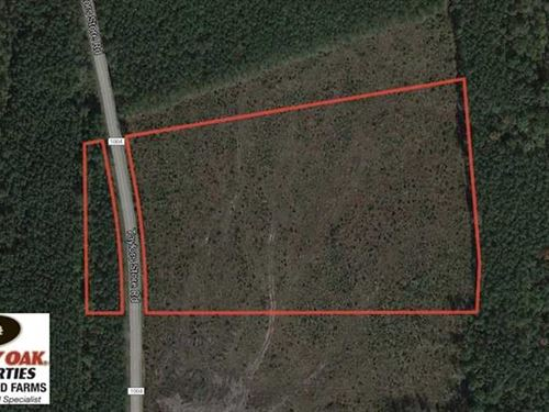 Under Contract, 10 Acres of Resid : Whitakers : Nash County : North Carolina